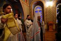 В Рождественский сочельник глава Томской митрополии возглавил праздничные богослужения в Богоявленском кафедральном соборе