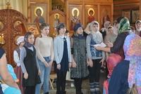 В Свято-Никольском храме с. Зырянского прошёл Рождественский концерт для детей