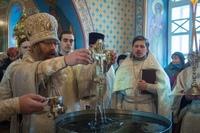 Митрополит Ростислав возглавит богослужения в праздник Крещения Господня