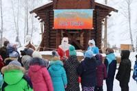 Праздник Рождества в Нащёково