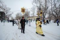 В Томске прошёл традиционный крещенский крестный ход