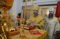 Архиереи Томской митрополии возглавят литургию на греческом языке