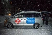 В Томске стартовал новый социальный проект «Автобус милосердия»