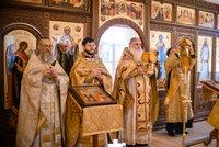 Храм святителя Феодосия Черниговского торжественно отметил престольный праздник
