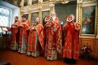 В Свято-Троицкой церкви отметили престольный праздник северного придела