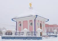 Духовенство томских храмов совершило богослужения в Иверской часовне
