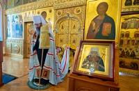 В день памяти святителя Макария (Невского) глава Томской митрополии возглавил праздничную Божественную литургию