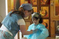 На базе «Дома сестринского ухода святителя Луки (Войно-Ясенецкого)» начались курсы сестёр милосердия.