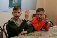 Дню православной книги были посвящены занятия в Воскресной школе монастыря