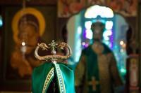 В Богородице-Алексиевском монастыре молитвенно отметили престольный праздник