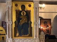Накануне Субботы Акафиста томичи соборно воспели Божию Матерь