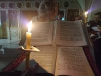 В Великий Вторник и в Великую Среду в томских храмах были совершены богослужения Страстной седмицы