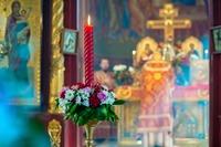 В Светлый понедельник митрополит Томский и Асиновский Ростислав совершил Литургию в Петропавловском соборе Томска