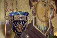 В Светлый вторник Церковь почтила Иверскую икону Богоматери
