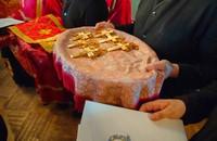 К празднику Пасхи духовенство Томской епархии удостоено Патриарших и архиерейских наград
