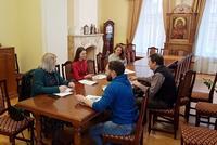 Организацию дистанционной программы XXX Юбилейных дней славянской письменности и культуры обсудили в Томской епархии