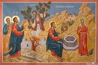 Митрополит Ростислав возглавил богослужение в Неделю 5-ю по Пасхе о самарянке