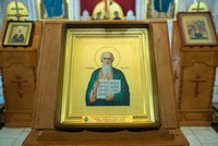 Архиерейское богослужение в день памяти апостола Иоанна Богослова