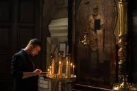 Святыни томских храмов. Иконы святителя Николая Чудотворца