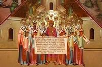 Митрополит Ростислав возглавил богослужение в день памяти святых отцов семи вселенских Соборов