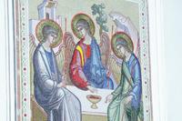 Престольный праздник отметила Свято-Троицкая церковь