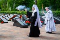 Духовенство Томской епархии совершило панихиду по погибшим воинам