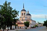 Престольный праздник Богоявленского кафедрального собора