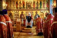 В Томске торжественно почтили память великомученика  Пантелеимона
