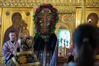 Накануне дня Всемилостивого Спаса глава Томской митрополии возглавил праздничное богослужение