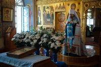 Митрополит Ростислав: «Божия Матерь с нами! Она рядом всегда!»