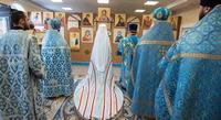 Богородичный храм села Тимирязевского торжественно отметил престольный праздник
