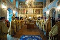 Новый учебный год в Томской духовой семинарии начался соборным богослужением