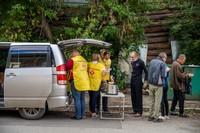 «Автобус милосердия». Один день из жизни томского социального проекта