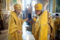 В Петропавловском соборе г. Томска отметили 70-летие со дня рождения протоиерея Б. Бида