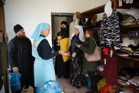 В Кожевниково открылся епархиальный гуманитарный склад