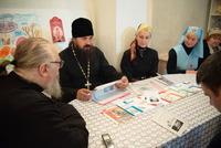 На круглом столе в Кожевниково обсудили вопросы социального служения Церкви
