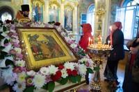 В Воскресенском храме отметили Осеннюю Пасху