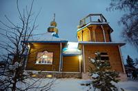 В Никольском храме поселка Зональная Станция отметили зимний престольный праздник