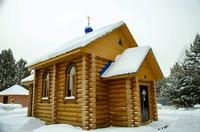 В Просторном освящен храм в честь Рождества Пресвятой Богородицы