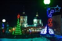 В томских храмах будут совершены новогодние молебны
