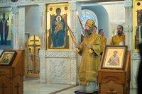 Томичи молитвенно почтили память святителя Спиридона Тримифунтского