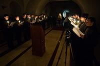 В православных храмах началось чтение канона предпразднства Рождества Христова