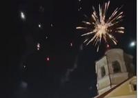 В Томске встретили Новый год колокольным звоном и ночной Литургией