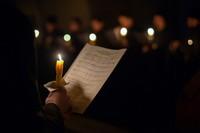 Его Высокопреосвященство совершил малое повечерие с чтением канона предпразднства Рождества Христова (видео)