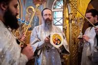 В Рождественский сочельник в томских храмах были совершены праздничные богослужения