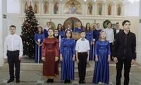 Рождественский фестиваль воскресных школ (видео)