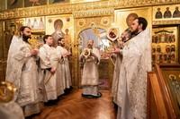 Томичи молитвенно встретили великий праздник Рождества Христова