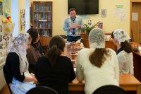 Православная томская молодёжь посетила «Рождественскую вечёрку»