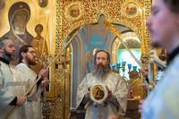 В Томске молитвенно отметили Крещенский сочельник