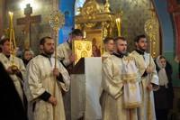 Богоявленский кафедральный собор торжественно отметил престольный праздник